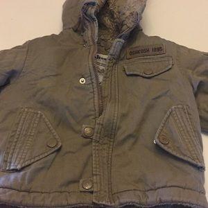🚨SALE Oshkosh boy jacket 4 t